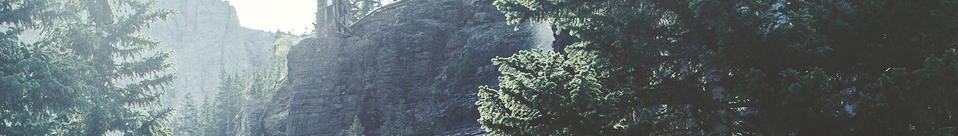 krajobraz górski - Banner
