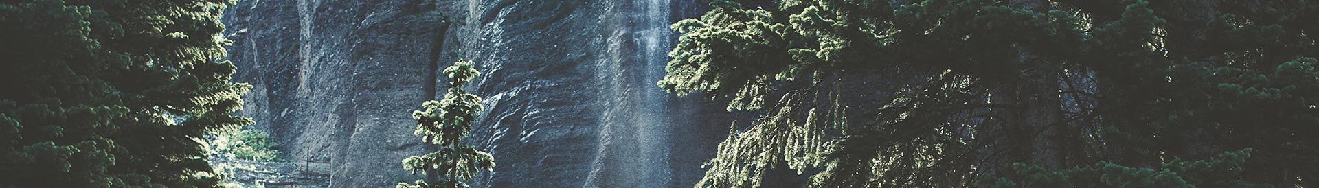 krajobraz górski - Banner kontakt